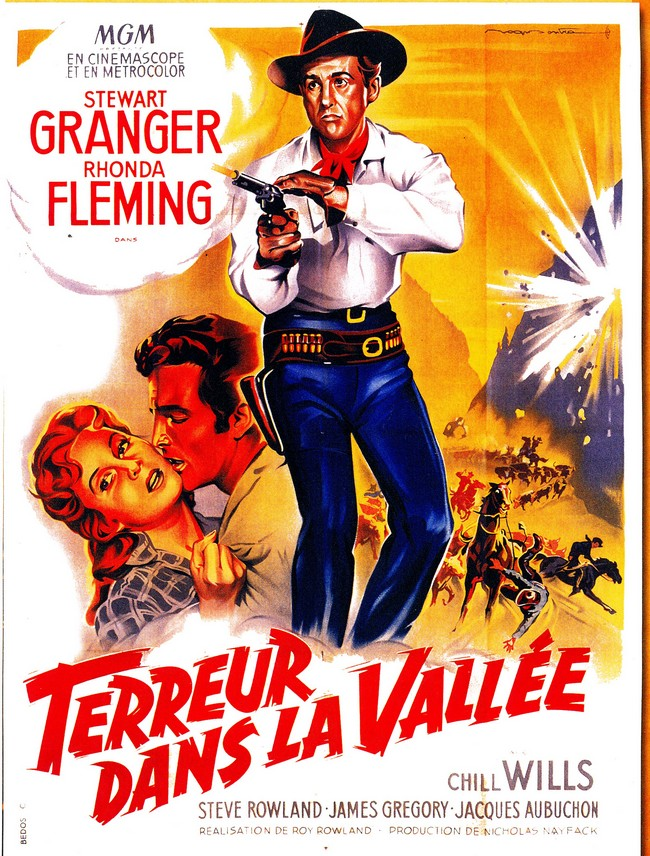 poster Gun Glory (1957)