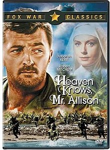 poster Heaven Knows, Mr. Allison (1957)