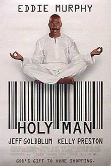 poster Holy Man (1998)