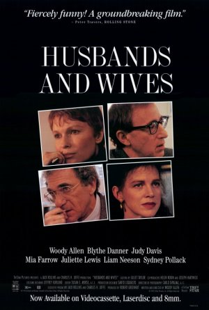 poster Husbands and Wives (1992)