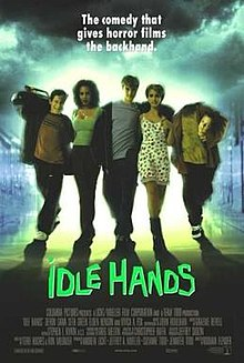 poster Idle Hands (1999)