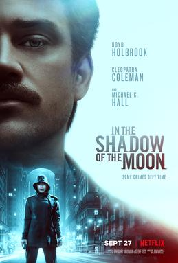 poster In the Shadow of the Moon (2019)