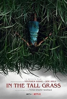 poster In the Tall Grass (2019)