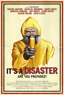poster It's a Disaster (2012)