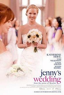 poster Jenny's Wedding (2015)