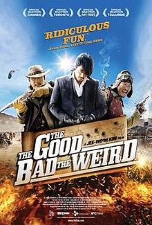 poster Joheunnom nabbeunnom isanghannom (2008)