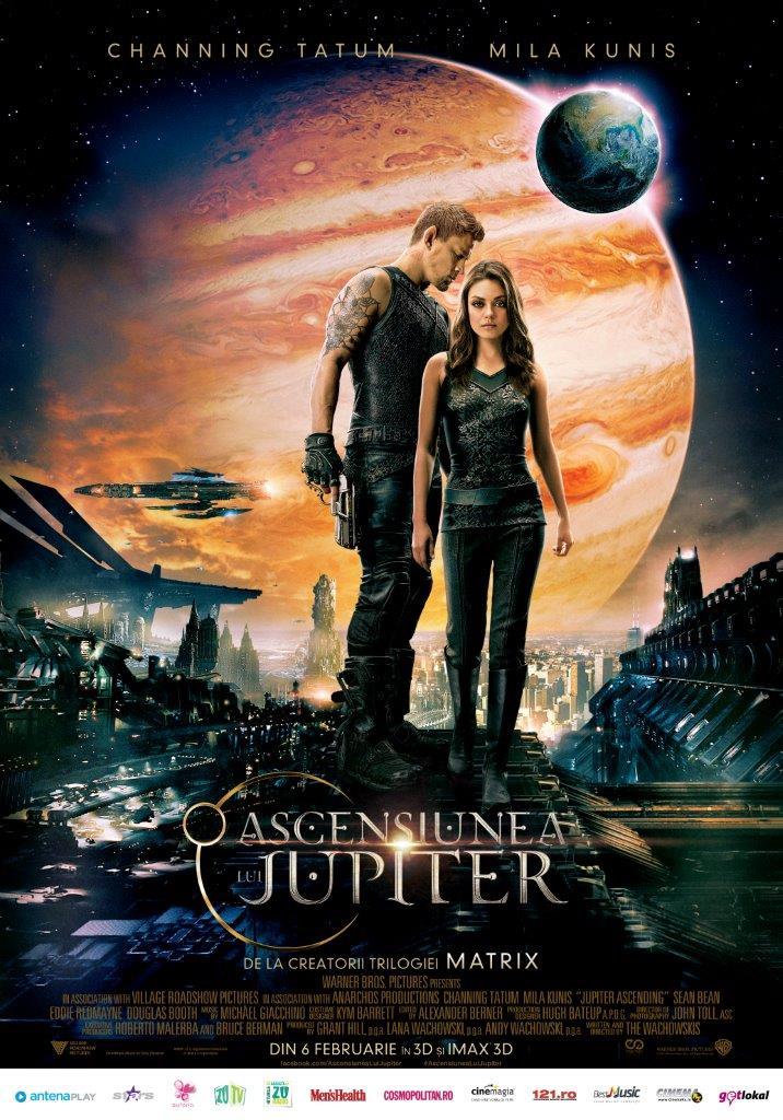 poster Jupiter Ascending (2015)
