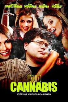 poster Kid Cannabis (2014)