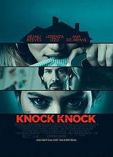 poster Knock Knock (2015)