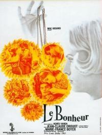 poster Le Bonheur (1965)