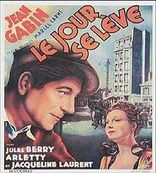 poster Le jour se leve (1939)