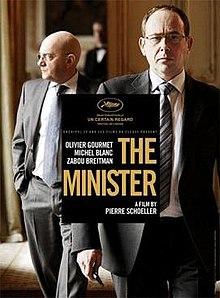 poster L'exercice de l'Etat (2011)