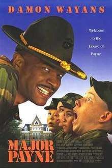 poster Major Payne (1995)