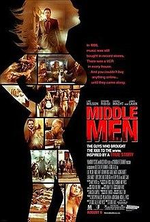 poster Middle Men (2009)
