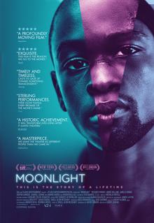poster Moonlight (2016)