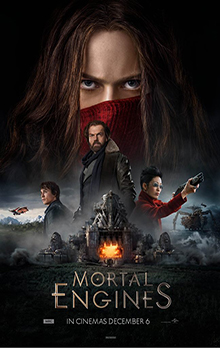 poster Mortal Engines (2018)