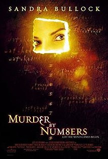 poster Murder by Numbers (2002)