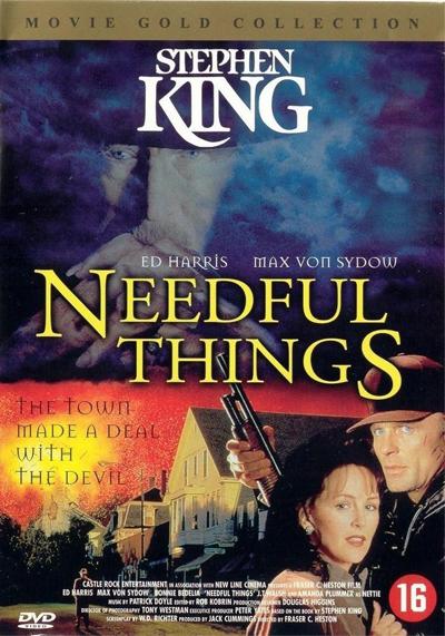 poster Needful Things (1993)