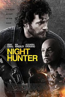 poster Night Hunter (2018)