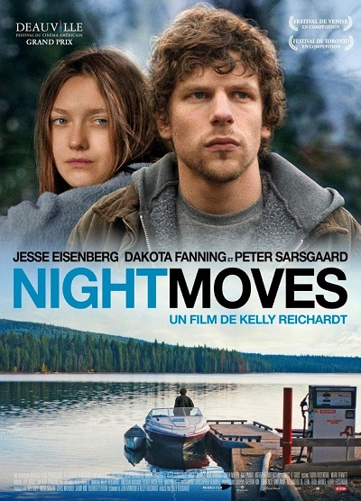 poster Night Moves (2013)