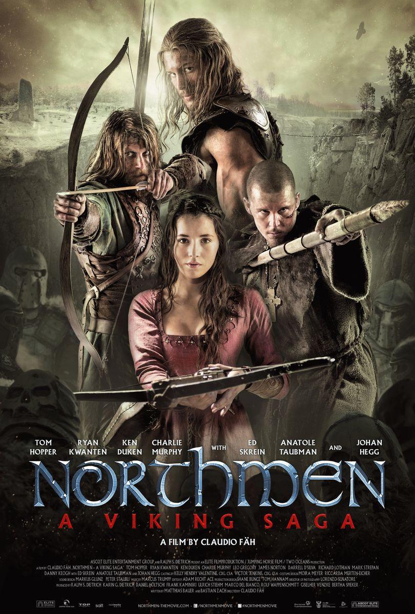 poster Northmen - A Viking Saga (2014)