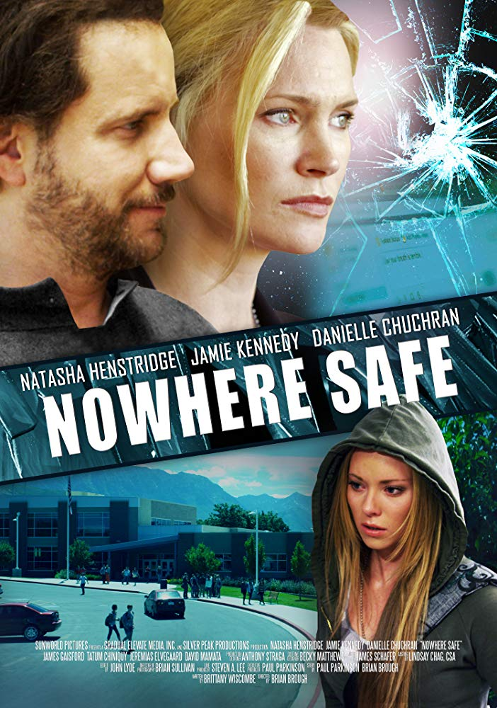 poster Nowhere Safe (TV Movie 2014)