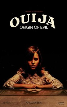 poster Ouija Origin of Evil (2016)