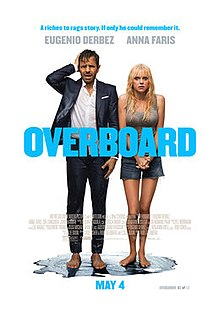 poster Overboard (2018)
