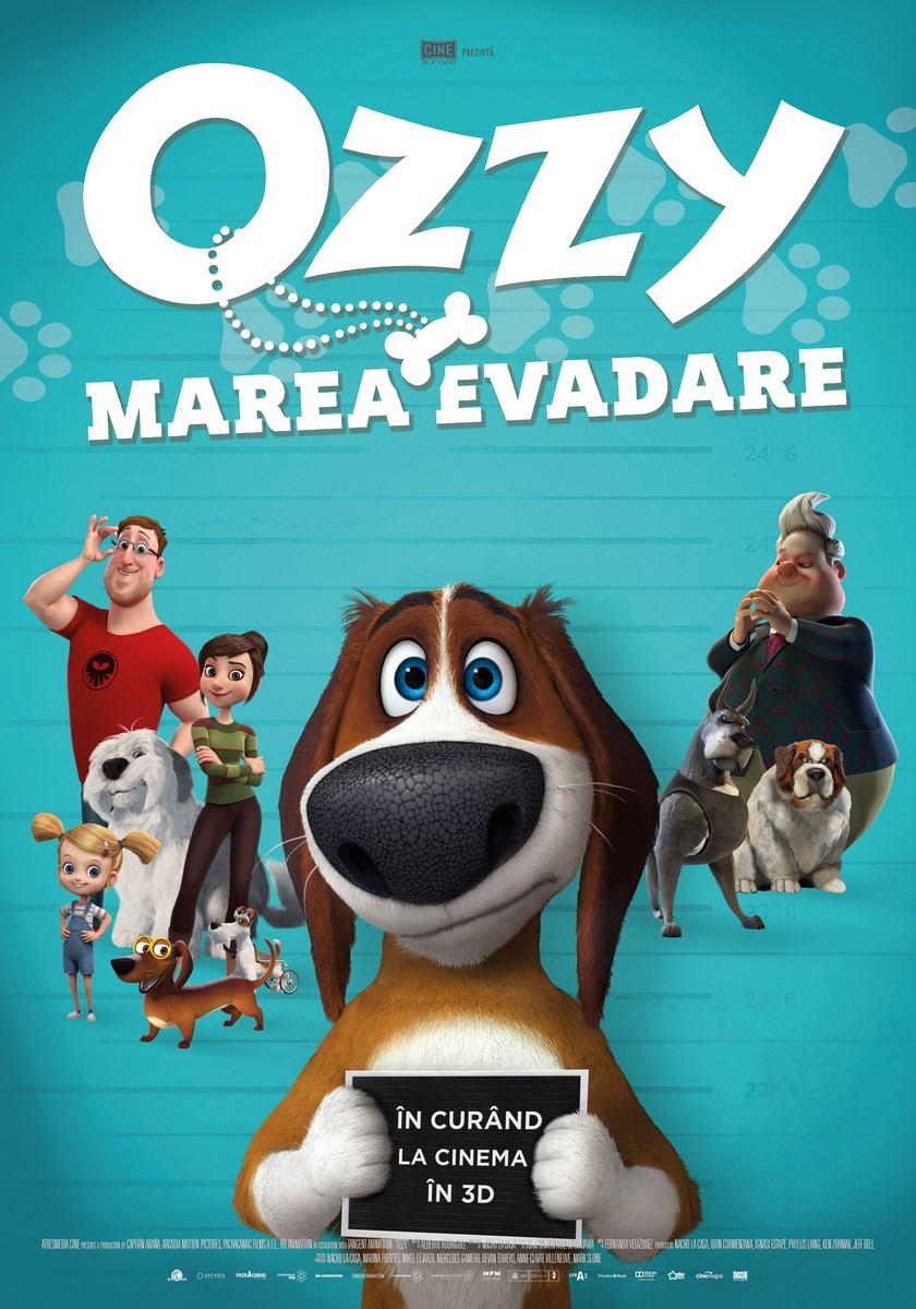 poster Ozzy Fast & Furry (2016)