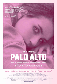 poster Palo Alto (2013)