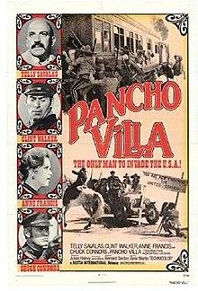 poster Pancho Villa (1972)