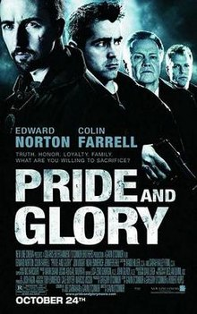 poster Pride and Glory (2008)