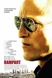 poster Rampart (2011)