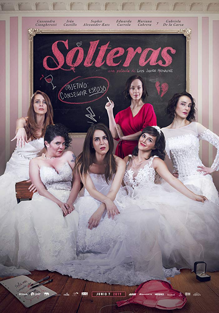 poster Ready to Mingle (Solteras) (2019)