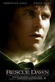 poster Rescue Dawn (2006)