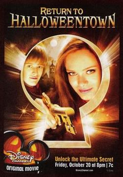poster Return to Halloweentown (TV Movie 2006)