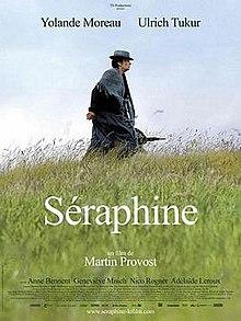 poster Seraphine (2008)