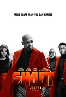 poster Shaft (2019)