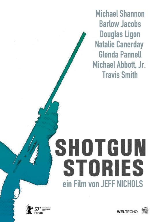 poster Shotgun Stories (2007)