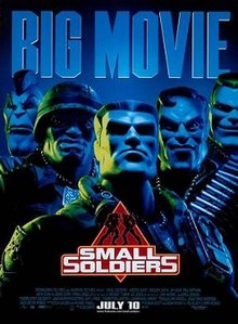 poster Small Soldiers (1998)