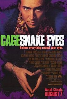 poster Snake Eyes (1998)