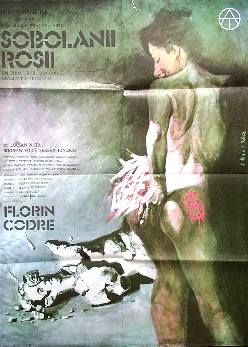 poster Sobolanii rosii (1990)