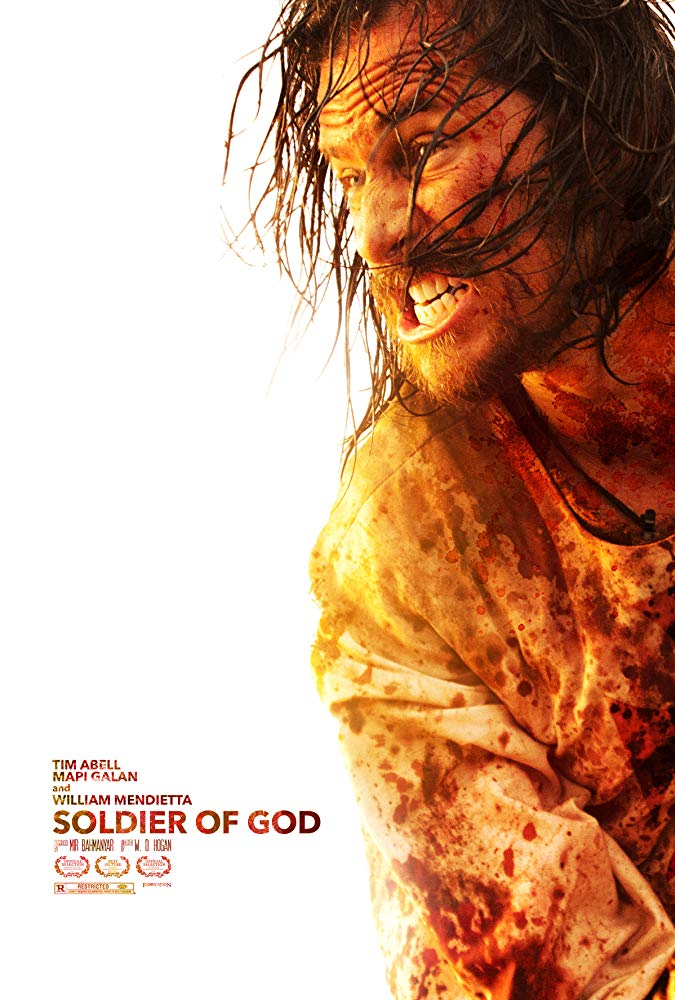 poster Soldier of God (2005)