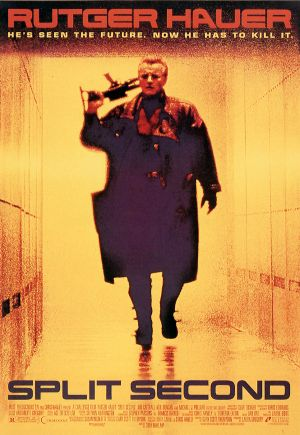 poster Split Second (1992)