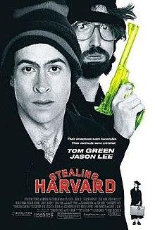 poster Stealing Harvard (2002)