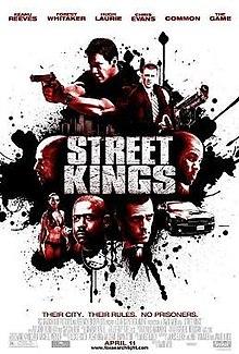 poster Street Kings (2008)