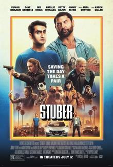 poster Stuber (2019)