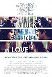 poster Stuck in Love (2012)