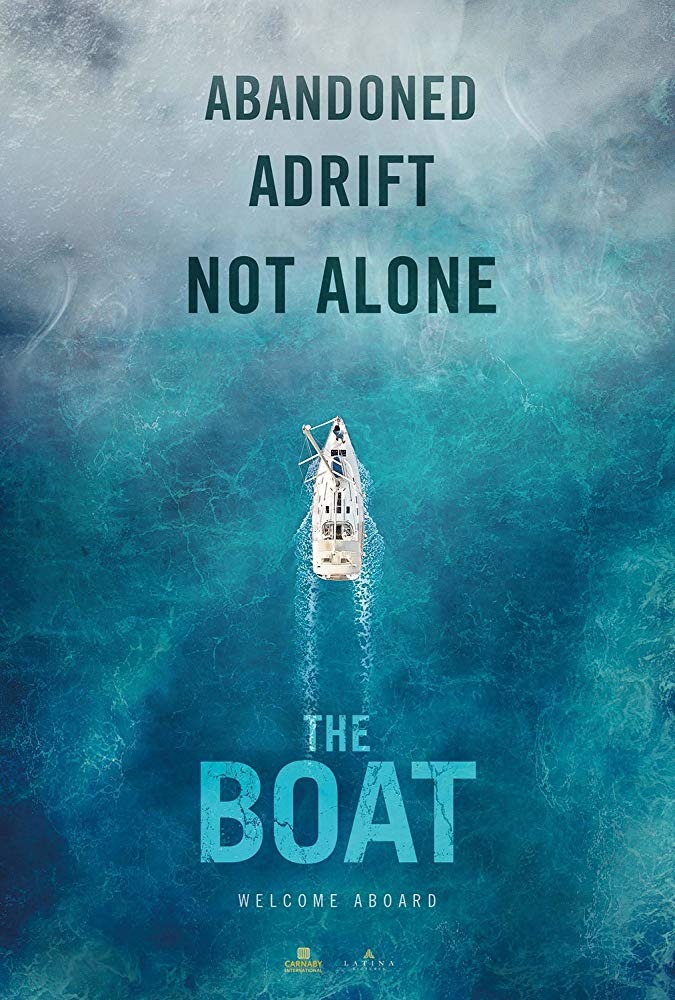 poster The Boat (2018)