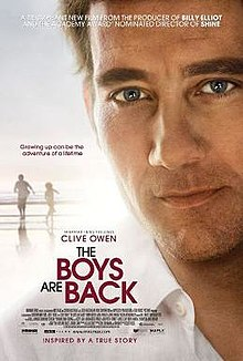 poster The Boys Are Back (2009)